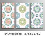 set vintage universal different ...   Shutterstock .eps vector #376621762
