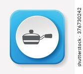 pot icon | Shutterstock .eps vector #376730242