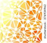 orange modern style  creative...   Shutterstock .eps vector #376934962