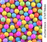 Colorful Balls Background....