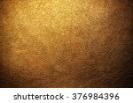 Gold Leather Texture Backgroun...
