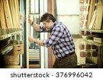 hardware store | Shutterstock . vector #376996042