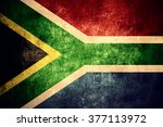 Flag Of South Africa Or South...