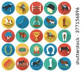 Horse Icons Set.horse Icons...
