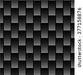design seamless dots pattern.... | Shutterstock .eps vector #377158876