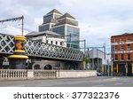 dublin  ireland   august 3 ...   Shutterstock . vector #377322376