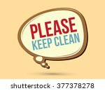 Please Keep Clean Text In...
