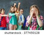 teasing | Shutterstock . vector #377450128