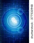 fingerprints | Shutterstock . vector #377533948