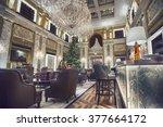 Interior Of Vienna Hotel...