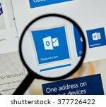 montreal  canada   february ...   Shutterstock . vector #377726422