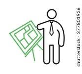 architect | Shutterstock .eps vector #377801926