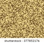 seamless abstract mosaic... | Shutterstock .eps vector #377852176