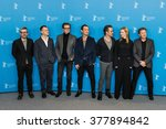 berlin  germany   february 16 ... | Shutterstock . vector #377894842