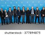 berlin  germany   february 16 ... | Shutterstock . vector #377894875