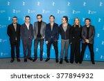 berlin  germany   february 16 ... | Shutterstock . vector #377894932