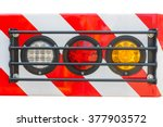 Vehicle Signal Light With Stee...