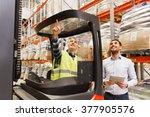 wholesale  logistic  loading ...   Shutterstock . vector #377905576