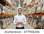 wholesale  logistic  business ... | Shutterstock . vector #377906206
