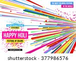 creative template for indian... | Shutterstock .eps vector #377986576