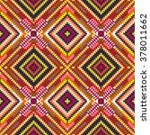 vector seamless  pattern ... | Shutterstock .eps vector #378011662