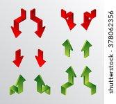 vector infographic template...   Shutterstock .eps vector #378062356