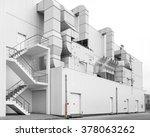supermarket ventilation system   Shutterstock . vector #378063262