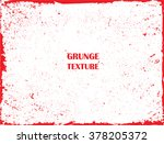 grunge texture.overlay texture... | Shutterstock .eps vector #378205372