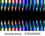abstract negative style of... | Shutterstock . vector #378206005