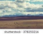 prairie  landscapes | Shutterstock . vector #378253216