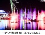 vivid sydney   darling harbor | Shutterstock . vector #378293218