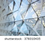 abstract architectural detail | Shutterstock . vector #378310435