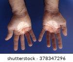 hands of an man with...   Shutterstock . vector #378347296
