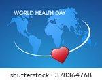 concept illustration world...   Shutterstock .eps vector #378364768