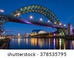 Tyne Bridge At Night   The...