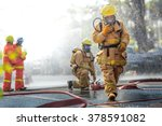 Firefighter Training With...