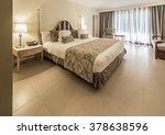 Luxury Hotel Room. Caribbean...