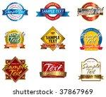 logos | Shutterstock .eps vector #37867969