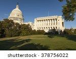 washington d.c.  usa october 15 ... | Shutterstock . vector #378756022