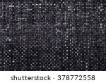 bright abstract mosaic grey... | Shutterstock . vector #378772558