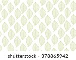 chestnut leaves background ... | Shutterstock . vector #378865942
