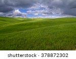 Tuscan Landscape Siena Hills...