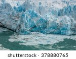 perito moreno glacier  el... | Shutterstock . vector #378880765