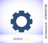 gear | Shutterstock .eps vector #378940738