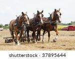 Horse Drawn Farming...