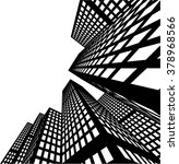 City Buildings Illustration