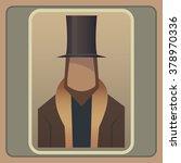 mister. | Shutterstock .eps vector #378970336