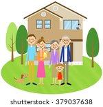 relationship of good family   Shutterstock . vector #379037638
