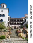 st. george convent yard and... | Shutterstock . vector #37909102