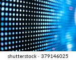 bright colored blue led smd... | Shutterstock . vector #379146025